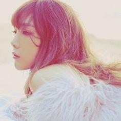 TAEYEON's Concert Poster Shoot 'TAEYEON, Butterfly Kiss' : 현실과 꿈의 경계 면
