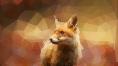 #fox red fox low poly low poly art #polygon #mesh #artwork abstract art #abstraction #shapes #colors #brown #orange #1080P #wallpaper #hdwallpaper #desktop Mosaic Wallpaper, Teal Wallpaper, Graphic Wallpaper, Painting Wallpaper, 1080p Wallpaper, Geometric Digital Wallpaper, Geometric Artwork, Hummingbird Illustration, Mountain Illustration