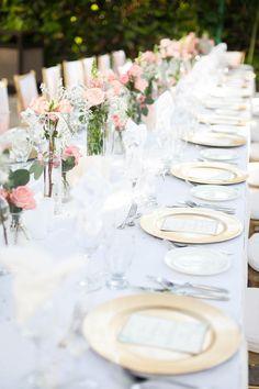 wedding centerpiece idea; Nicole Lennox