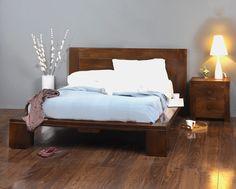 Dakota Mango Double Bed 1