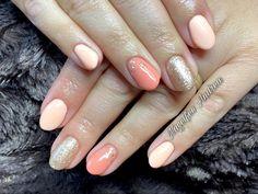 Apricot Orange Nägel Nails, Beauty, Orange Nail, Nail Studio, Nice Asses, Finger Nails, Ongles, Beauty Illustration, Nail