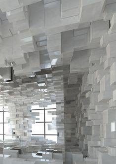 cardboard ceiling - Google Search