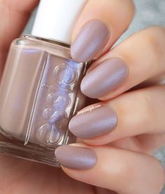 @essiepolish Comfy In Cashmere (2015 Cashmere Matte Collection) | Lacquerstyle.com | kgrdnr