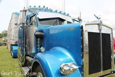 This big ol' bad boy was a star of this truck show @ Clifford Truck Show, Clifford, ON, 2013.