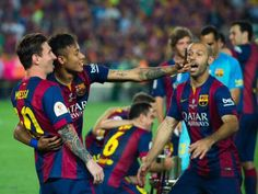 The Legend Lionel Messi: Xavi: performance Before winning … and Neymar: Messi creativity does not stop Lionel Messi, Messi Neymar, Psg, Fc Barcelona, Messi 2015, Image Foot, Creativity, Selfie, Barcelona