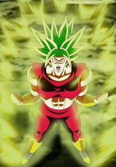 Kefla Legendary Super Saiyajin by on DeviantArt Akira, Broly Ssj4, Dbz Gt, Goku Super, Dragon Ball Z, Iron Man, Manga Anime, Fan Art, Superhero