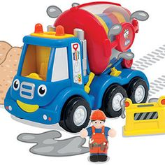 Applause! Toy Store  - WOW Mix 'n' Fix Mike, $59.95 (http://www.applausetoystore.com/wow-mix-n-fix-mike/)