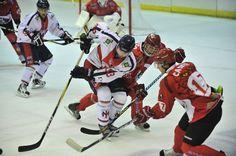 Parte il campionato di hockey! #hockey #seriea #nhl