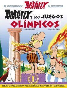 Astérix y los Juegos Olímpicos, de René Goscinny y Albert Uderzo Una reseña de Sergio Sancor Editorial Bruño http://www.librosyliteratura.es/asterix-y-los-juegos-olimpicos.html