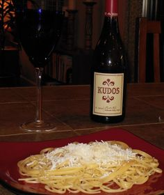 Old Spaghetti Factory's Spaghetti with Brown Butter & Mizithra Cheese....copycat recipe