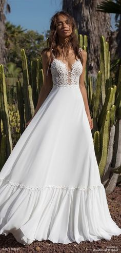 Asaf Dadush 2018 Wedding Dress