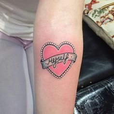 By Nat G // Good Luck Tattoo