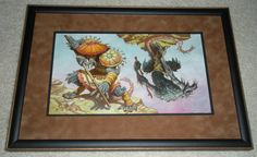 Magic Art of the Day - Nezumi Shortfang by Daren Bader - Check out the owner's gallery here: