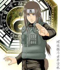 Neji Hyuga- how many of you Naruto fans think he loved Hinata until the very end? ~Comment below~