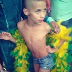 Young brazilian gay boys