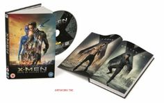 X-Men: Days of Future Past--Empire Edition Book Pack Exclusive to Amazon.co.uk Blu-ray: Amazon.co.uk: DVD  Blu-ray