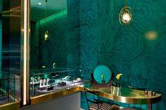 Delfina Delettrez Store by Architecture at Large, London – UK » Retail Design Blog