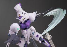 GUNDAM GUY: NXEdge Style Gundam Kimaris - Review by Schzophonic9
