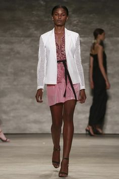 Tome Ready To Wear Spring Summer 2015 New York - NOWFASHION
