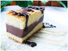 Likebox Polish Recipes, Food Cakes, Tiramisu, Cake Recipes, Biscuits, Sweet Tooth, Cooking Recipes, Sweets, Baking