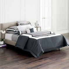 Rest easy with modern Simply Vera Vera Wang bedding coordinates. #Kohls