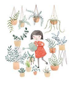 Houseplants by Julianna Swaney
