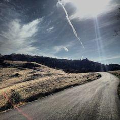 Figueroa Mountain, California. Photo: Rapha