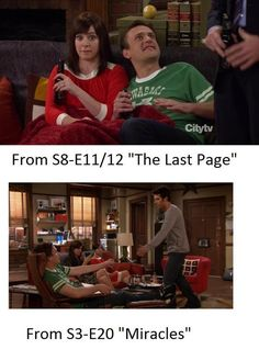 """Because of how precisely clothes were matched. 