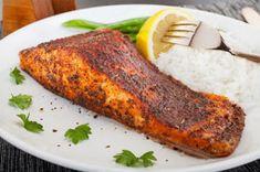 Eat Live Grow Paleo : Jamaican Salmon