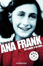 El Diario de Ana Frank (Anne Frank: The Diary of a Young Girl) (Contemporánea) (Spanish Edition) Anne Frank, I Love Books, Great Books, Books To Read, My Books, Writers And Poets, World Of Books, Nonfiction Books, Dreams