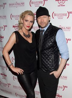 Jenny McCarthy And Donnie Wahlberg Are Engaged!