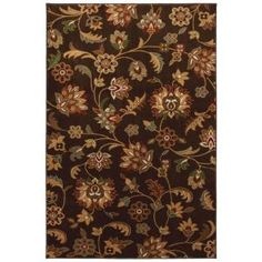 Mohawk Home Concord Brown 5 ft. x 7 ft. 6 in. Area Rug-060756 at The Home Depot