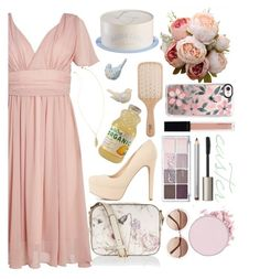 """""""Easter Sunday"""" by nerdyquirkystyle ❤ liked on Polyvore featuring Joanie, Monsoon, Charlotte Russe, Chloé, Lilly Pulitzer, Laura Mercier, Ilia, Witchery, Casetify and Philip Kingsley"""