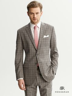 1950s Mens Plaid Skinny Suit  http://www.vintagedancer.com/1950s/1950s-mens-clothing/