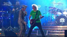 Queen + Adam Lambert Rock In Rio 2015 - YouTube