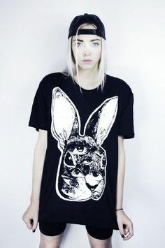 Bob T-shirt - Noir