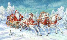 Новогодне-зимние тройки. Обсуждение на LiveInternet - Российский Сервис Онлайн-Дневников