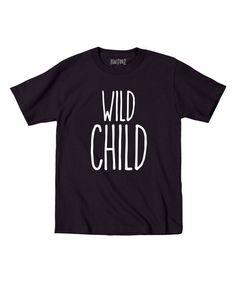 'Wild Child' Tee