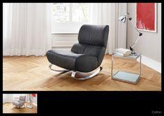 """Elegantní a velmi pohodlné """"houpací"""" křeslo, použitelné i jako doplněk k sedacím soupravám. Rozměry Š/V/H : 74/88/105 cm, výška sedáku 44 cm, hloubka sedáku 58 cm. Velký výběr kvalitních látek a kůží v mnoha barevných variantách, kompletní vzorkovníky k dispozici na prodejně. Eames, Floor Chair, Lounge, Flooring, Interior Design, Candy, Furniture, Home Decor, Furniture Shopping"""