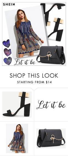"""""""SheIn 6/32"""" by goldenhour ❤ liked on Polyvore"""