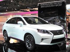 2013 lexus suv hybrid