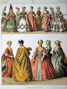 Resultado de imagem para historic costume in pictures pdf
