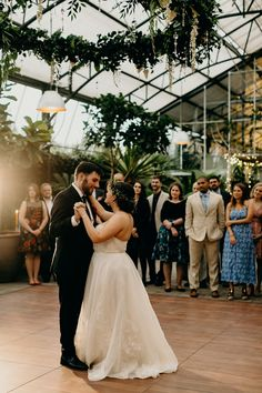 A Bright, Quirky Wedding at Planterra Conservatory in West Bloomfield, Michigan Bohemian Flowers, Silk Flowers, Confetti Cake, Wedding Decorations, Wedding Ideas, Quirky Wedding, Silk Organza, Delphinium, Bridesmaid Dresses