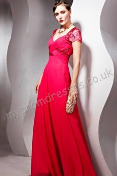Vancouver Floor Length Sleeveless Red Satin A-line Evening Dress wgh-wl828  http://www.mydresspro.co.uk/148-vancouver2012-new?p=2