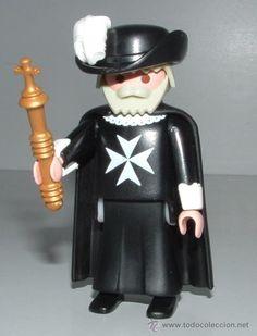 Playmobil malta maltese knight giovanni exclusivo malta exclusive figura figure / Playmobil en todocoleccion