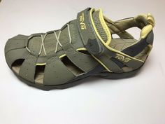 eb18cde12 Teva Women s Size 11 M Sport Sandals 6969 Deacon Mermaid Water Hiking Shoes