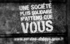 «Clean Tags» par TBWA Paris pour le Service Civique