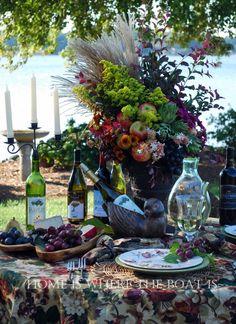 La Belle Jardin: Wine Tasting Party