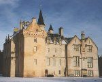 Historic Brodie Castle between Forres and Inverness is owned by the National Trust for Scotland. Scotland Castles, Scottish Castles, Brodie Castle, Inverness, British Isles, Tour Guide, Barcelona Cathedral, Places To Go, Around The Worlds