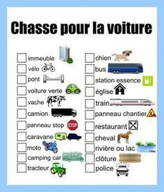 Educational infographic & data visualisation www.bouger-voyage… Infographic Description www. Games For Kids, Diy For Kids, Crafts For Kids, Camping Activities, Activities For Kids, E Mc2, Perception, Travel With Kids, Kids And Parenting